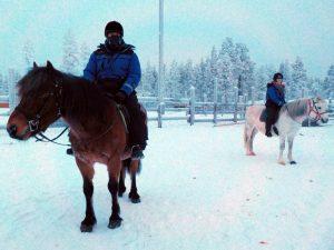 Malorie_Mackey_Horseback_Riding_Kakslauttanen_Arctic_Resort_Malorie_Mackey_Nude